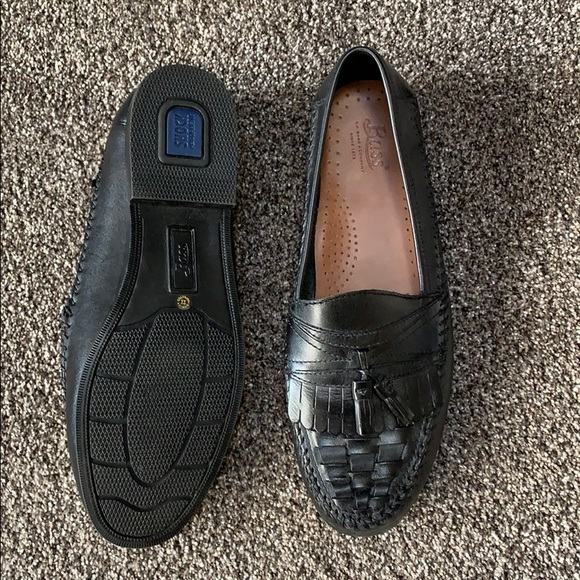 Bass Other - Men's Bass Leather Loafer with Tassle